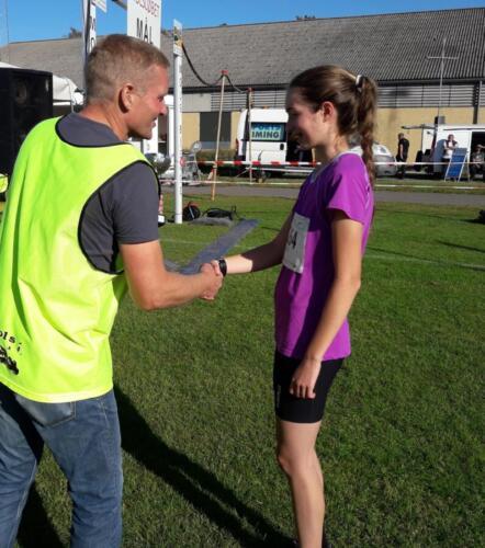 Foto Daniel Glob - vinder damer under 15 år 11,4 km - Nanna Dolmer (1)