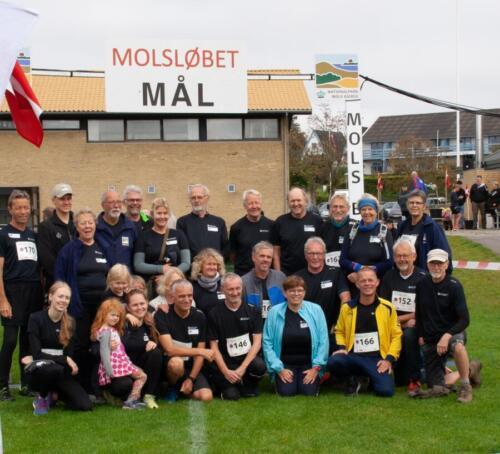 Foto Mikkel Lyngbye - Nationalpark Mols Bjerges hold af ansatte og frivillige